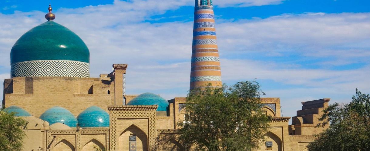Wyprawa do Uzbekistanu.