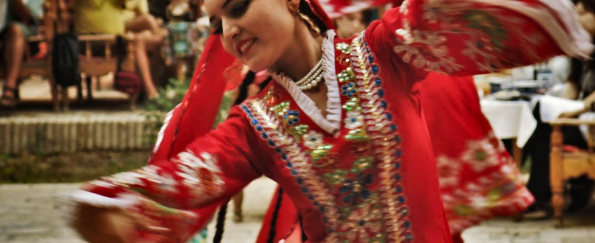 Wycieczka do Uzbekistanu © Roman Stanek, Barents.pl Biuro Aktywnych Podróży