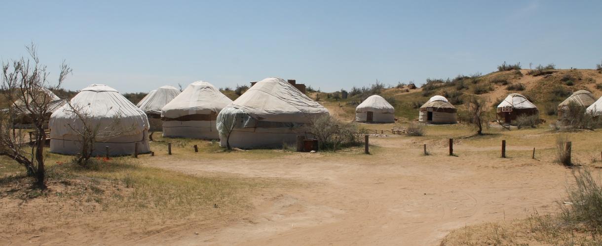 Uzbekistan. Wycieczka po Jedwabnym Szlaku © B. Krzysztan, Barents.pl