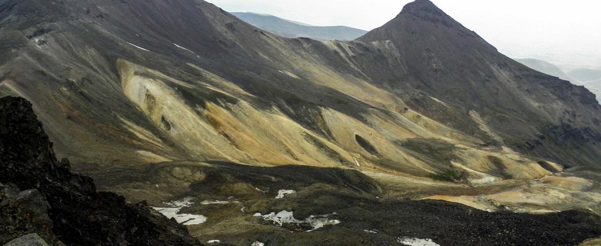Aragac. Trekking w Armenii i zwiedzanie Erywania. © Paulina Wojciechowska