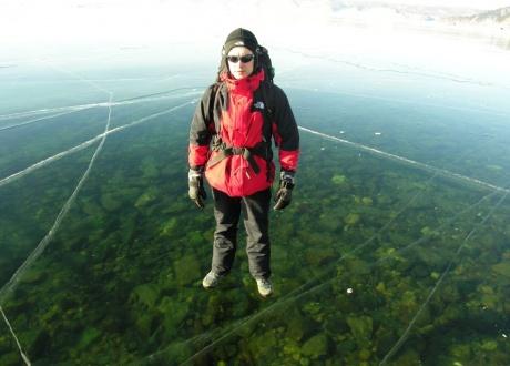 Bajkał- najpiękniejsze jezioro świata
