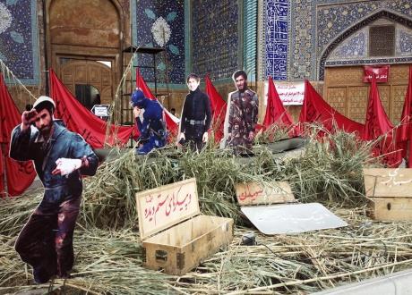 Iran. Szlakiem perskiej historii. © Magda Sybicka dla Biura Aktywnych Podróży Barents.pl