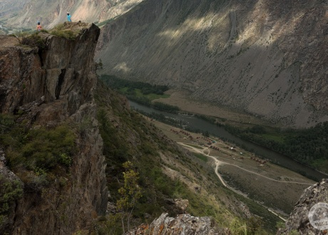 Trekking w najładniejszych górach Syberii fot. @ Joanna Feil z Barents.pl