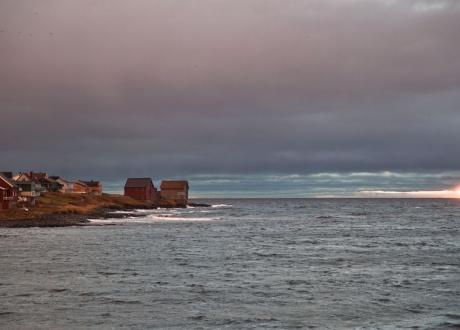 Północna Norwegia: HEN. Śladami książki z autorką Iloną Wiśniewską fot. © Ilona Wiśniewska