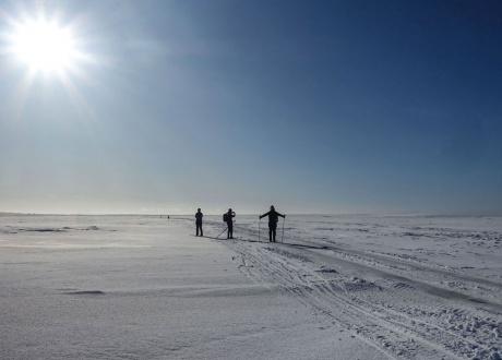 Blog: Biegówki nad Morzem Czarnym fot. © Mateusz Kuszela, Barents.pl