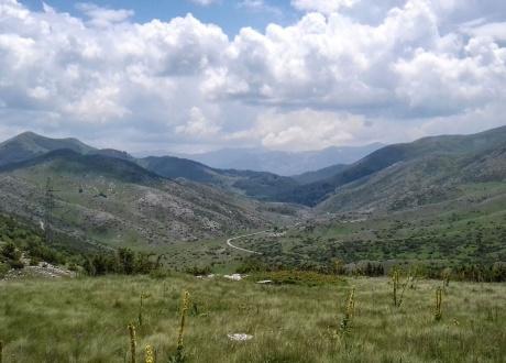 Góry i jeziora Macedonii na rowerze fot. © Iwo Gumuła, Barents.pl