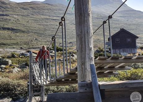 Hardangervidda i Trolltunga: trekking przez surowy płaskowyż Norwegii fot. © Jan Prasałek z Barents.pl