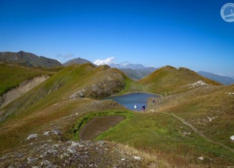 Trekking w Gruzji: na lekko przez Swanetię, sierpień 2017 fot. © Arek Sitek z Barents.pl