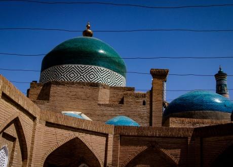 Majówka w Uzbekistanie 2018. fot. © Paweł Gardziej, Barents.pl