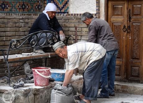 Majówka w Uzbekistanie fot. © Alicja Wiśniewska-Kowalewska z Barents.pl