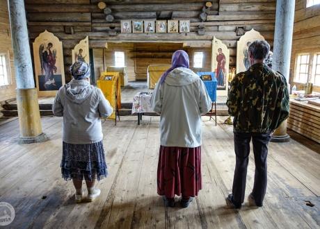 Białe noce Karelii i nieznana rosyjska Północ 2018 r. fot. © Roman Stanek, Barents.pl