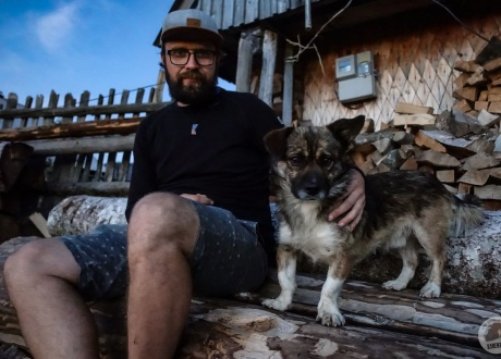 Wędrówki połoninami ukraińskiego Zakarpacia 2018 fot. © Roman Stanek, Barents.pl