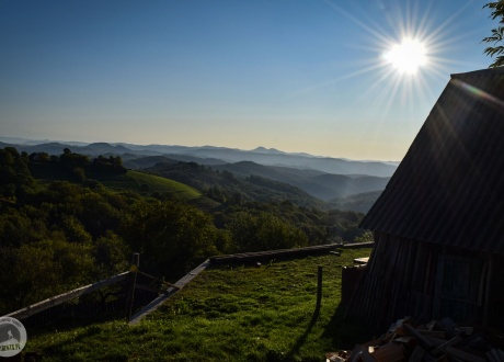 Cycling Romania: Off the beaten track fot. © Barents.pl