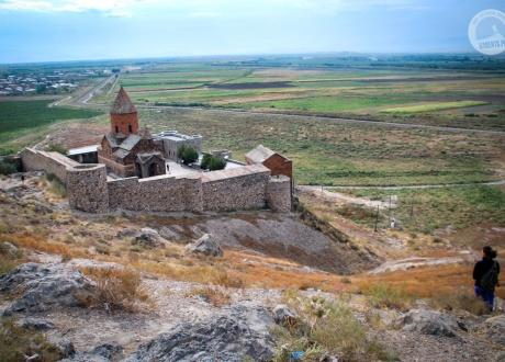 zyroda i historia świętego kraju u podnóża Araratu fot. © Barents.pl 2011