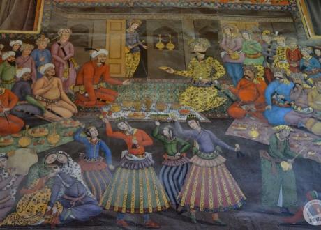 Wycieczka do Iranu, szlakiem perskiej historii fot. © Marcin Buczek, Barents.pl