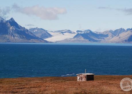 Fotorelacja z Arktycznego Trekkingu Tundrą, Spitsbergen 2016 fot. © Monika Rogoża z Barents.pl