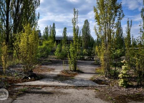 Majówka w Czarnobylu, maj 2016 r. fot. © Waldek Bąk, Barents.pl