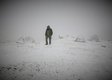 Kyrgyzstan: trekking the Mountains of Heaven © Barents.pl