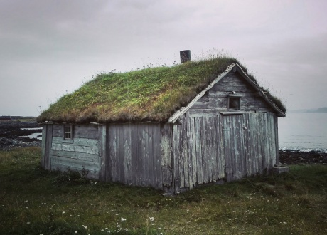 Finnmark i wybrzeże Północnej Norwegii. fot. © Magdalena Nowacka