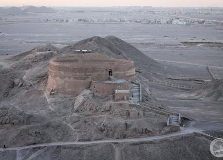 Wycieczka do Iranu, szlakiem perskiej historii fot. © Bartek Krzysztan, Barents.pl