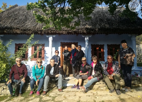 Zdjęcie z wycieczki do Mołdawii i Odessy.