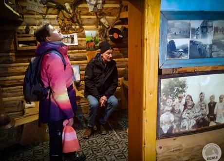 Modernizacja gospodarstwa wraz z utworzeniem lokalnego muzeum i zaplecza do przyjmowania turystów na Zakarpaciu | Wycieczka: Sylwester i Nowy Rok na ukraińskim Zakarpaciu | fot. © Barents.pl