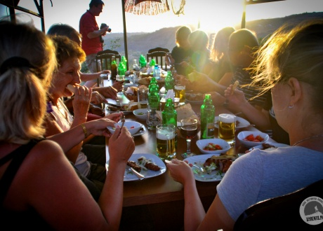 Kaukaska kuchnia - dla niej robimy nasze wyjazdy do Gruzji ;-) fot. © Roman Stanek, Barents.pl