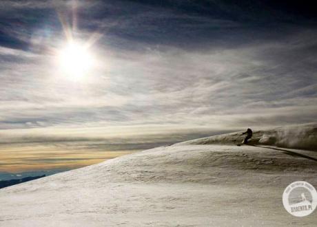 Na narty do Gruzji! fot. © Iwo Gumuła, Barents.pl