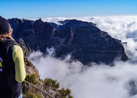 Madeira - pasivaikščiojimas palei levadas ir apsilankymas amžino pavasario saloje! © Małgosia Busz, Barents.pl