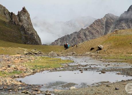 Kirgistan w relacji Oli i Piotrka, pilotów Barents.pl