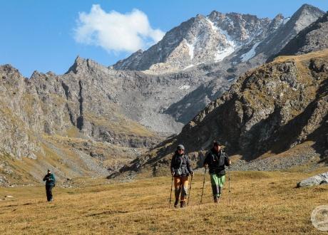 Kirgiski trekking. Kirgistan w relacji Oli i Piotrka, pilotów Barents.pl