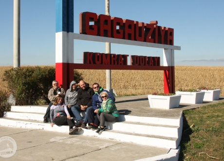 U wrót Gagauzji. Wycieczka do Mołdawii i Odessy - winnym szlakiem Besarabii fot. © Marcin Sabaj z Barents.pl