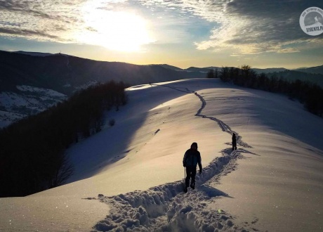 Zimowe Zakarpacie. fot. © różni autorzy wyjazdu 2016/17 z Barents.pl