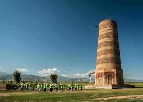 Wycieczka do Kirgistanu: Podróż dolinami Gór Niebiańskich, fot. © Magda Załoga, Barents.pl
