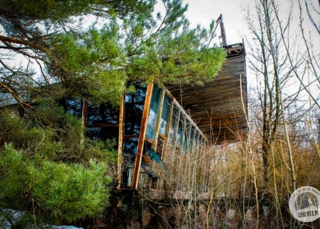 Majówka w Czarnobylu fot. © Roman Stanek, Barents.pl 2016