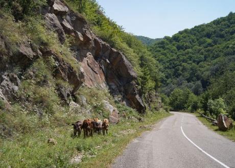 Armenia and Nagorno-Karabakh by Bike for May holidays photo © Małgosia Busz, Barents.pl