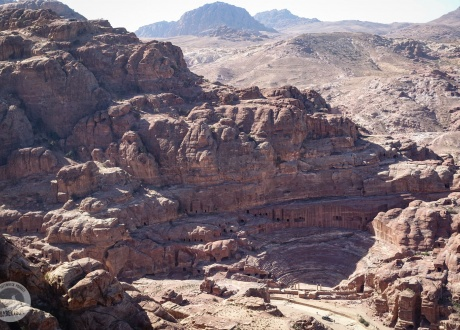 Jordania: Petra i Wadi Rum fot. © Roman Stanek, Barents.pl