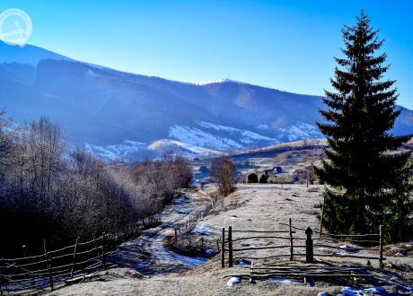 Pożegnanie zimy na ukraińskim Zakarpaciu fot. Ivo Dokoupil dla Barents.pl