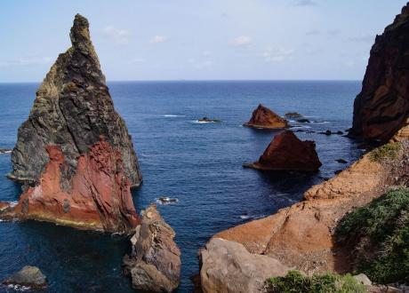 Madeira: pasivaikščiojimai palei levadas ir amžinojo pavasario salos pažinimas @ Małgosia Busz, Barents.pl