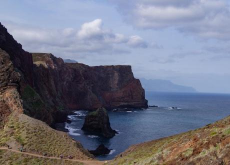 Madera. Wyspa wiecznej wiosny i najpiękniejszych spacerów. fot. @ Małgosia Busz, Barents.pl
