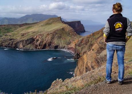 Madera. Wyspa wiecznej wiosny i najpiękniejszych spacerów. fot. @ Bartek Busz, Barents.pl