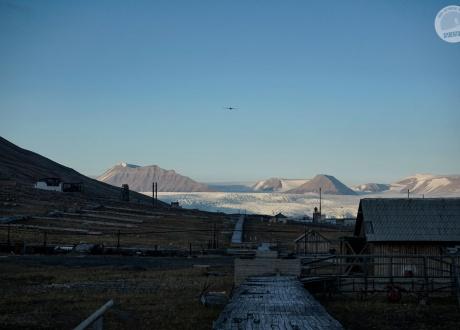 Wyprawa na Spitsbergen: trekking wokół Pyramiden fot. © Paweł Gardziej, Barents.pl