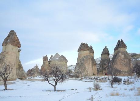 Narty w Turcji! Kapadocja i wulkan Erciyes z Barents.pl fot. © GLady