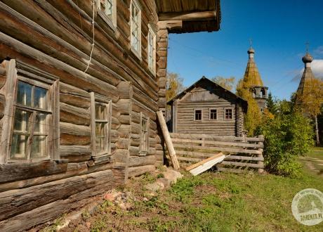 Białe Noce Karelii i nieznana Rosyjska Północ © Ivo Dokoupil dla Barents.pl