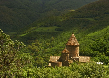 Armenia na rowerze fot. © Roman Stanek, Barents.pl