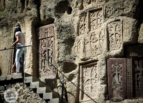 Aragac. Trekking w Armenii i zwiedzanie Erywania. © Barents.pl