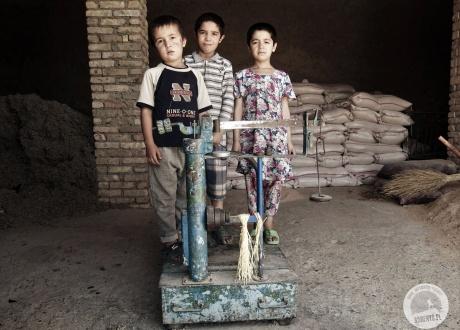Uzbekistan. Wycieczka po Jedwabnym Szlaku fot. © Roman Stanek, Barents.pl