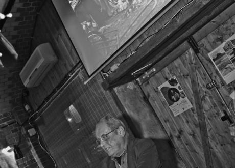 Nasi goście specjalni zabiorą Was w nieznany świat. Tu Jacek Piasecki opowiada o Spitsbergenie sprzed 40 lat fot. © Asia Filipkowska