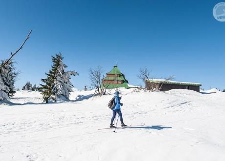 Podróżniczy Sylwester w Górach Bystrzyckich fot. © Maciej Kuszela, Barents.pl