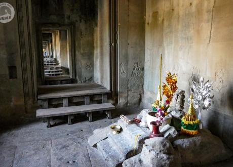 Sylwester w Kambodży u Khmerów fot. © Asia Ślusarska z Barents.pl